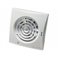 Vents 100 Quiet TH takarékos ventilátor alacsony zajszinttel, nagy légszállítással 97 m³/h