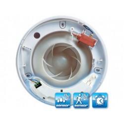 Airflow Icon PRHTM vezérlő egység - mozgásérzékelő + időzítő + páraérzékelő