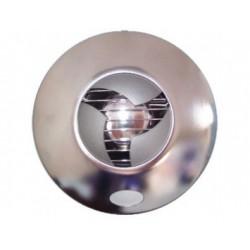 Airflow Icon 15 cserélhető első panel króm színben
