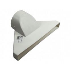 Egyenes átalakító idom Dalap 30051 (100mm/308x29 mm)