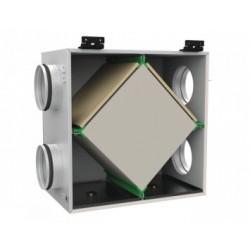 Vents PR 150 G-4 hőcserélő 150 mm átmérővel és 300m³/órás sebességgel