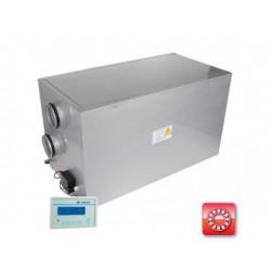 Vents VUT 500 H hővisszanyerő 3,3 kw -os melegítővel