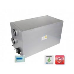 Vents VUT 300-1 EH EC hővisszanyerő 3,3 kw-os melegítővel