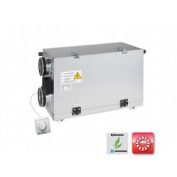 Vents VUT 300 H mini hővisszanyerő EC motorral és nagyobb nyomással