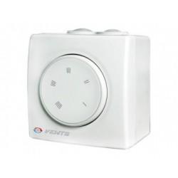 Fordulatszám szabályozó Vents RS 4,0 PS kikapcsolóval