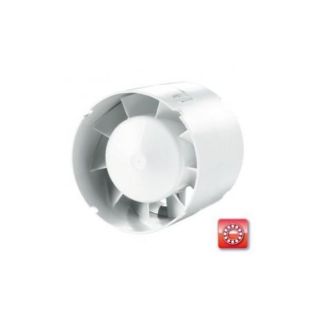 Csőventilátor Vents 125 VKO1 L, golyóscsapággyal