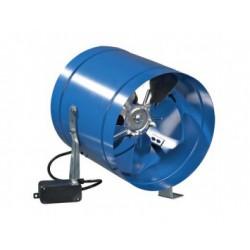 Axiális csőventilátor Vents VKOM Ø 250 mm