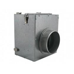 Dalap KF 125 szűrő kandalló ventilátorhoz, átmérője 125 mm