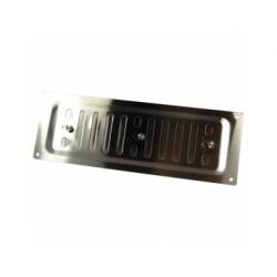 DALAP GMP 260X90 TGM fém rács állítható zsaluval