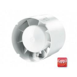 Csőventilátor Dalap 100 SD 12