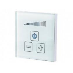 Érintőkijelzős ventilátor fordulatszám szabályzó, kikapcsoló gombbal – 1A és 200W