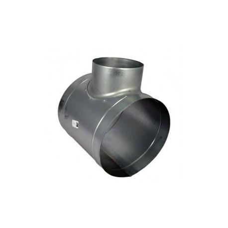 Dalap DN 250/125 fém 90°-ágidom
