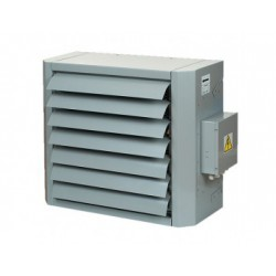 AOE 9 légmelegítő ventilátorral