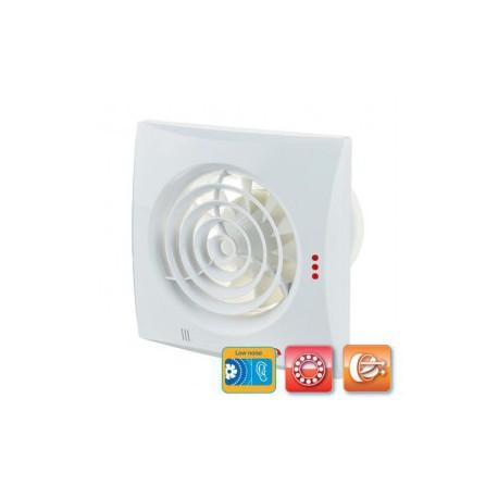 Fürdőszobai ventilátorok alacsony zajszinttel Vents 125 Quiet