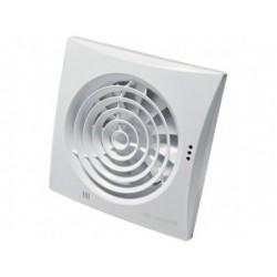 Vents 125 Quiet TH takarékos ventilátor időzítővel, páraérzékelővel, alacsony zajszinttel