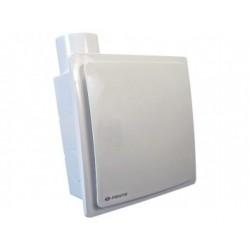 Radiális vertikális fürdőszoba ventilátor - időzítővel és páraérzékelővel Vents VNV-1 80 KV TH -