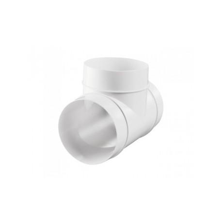Műanyag T idom Dalap 131 - 100 mm