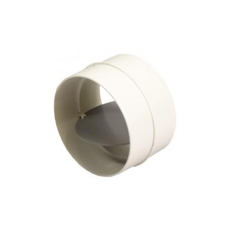 Belső csőtoldó visszacsapó szeleppel Dalap 2121 (125 mm)