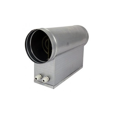 Légmelegítő Vents NK-250-9,0-3 (250 mm/9 kW)