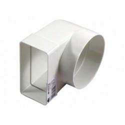 Átalakító idom Dalap 521(100mm/110x55mm/90°)