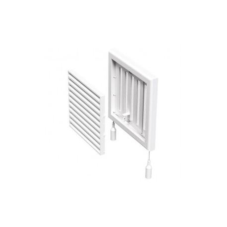 Műanyag állítható szellőzőrács DALAP GP 120 LN