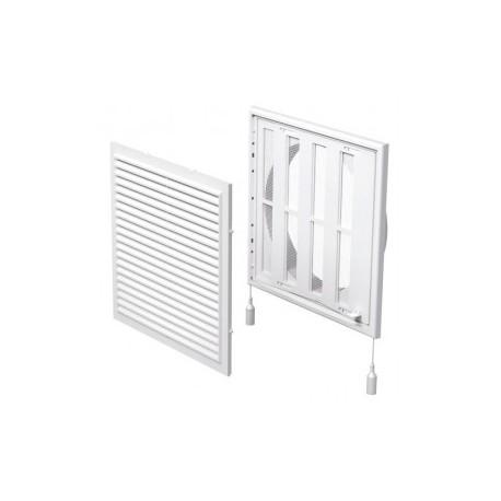 Műanyag állítható szellőzőrács csőcsonkkal DALAP GP 250/200 FLN