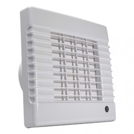 Fürdőszobai ventilátor Dalap LV 100, emelt teljesítménnyel