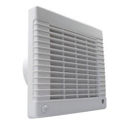 Fürdőszoba ventilátor Dalap 150 LVMZ, emelt teljesítménnyel, időzítővel és mozgásérzékelővel