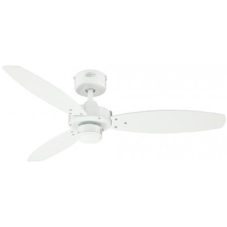 Westinghouse Jet II mennyezeti ventilátor fehér, juhar