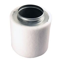 Szénszűrő Dalap K2600 MINI 125/200 mm