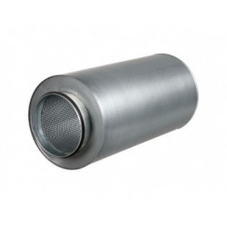 Hangtompító DALAP DAMPER 100/600