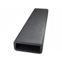 Szögletes csővezeték szigetelés DALAP TI910  (220x90 mm/1 m)