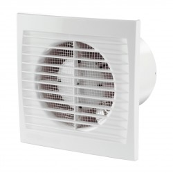 Fürdőszobai ventilátor Dalap 100 PT emelt teljesítménnyel