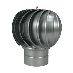 Forgó huzatfokozó turbina Dalap DORN