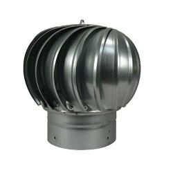 Forgó huzatfokozó turbina Dalap DORN 160