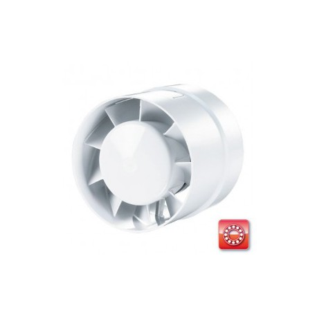 Csőventilátor Vents 125 VKO L
