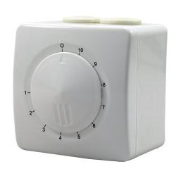 Fordulatszám szabályozó ventilátorhoz, falon kívüli- RR1 - 2,5