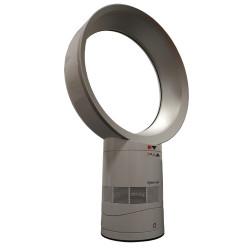 Asztali ventilátor Dyson AM06 - 30 cm - ezüst / fehér